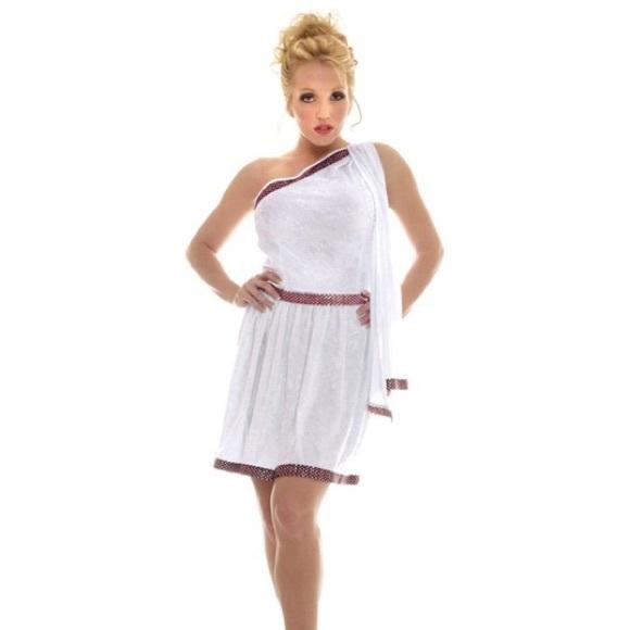 af35018cde0a UnderWraps Dresses | Roman Goddess Toga Dress | Poshmark